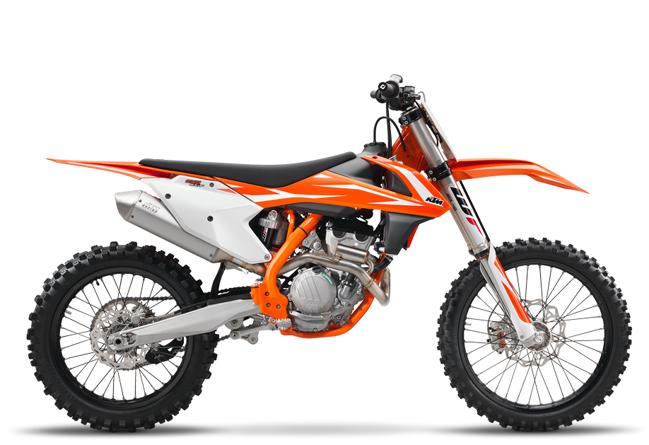 2018 KTM 250 SX-F in Bremerton, Washington