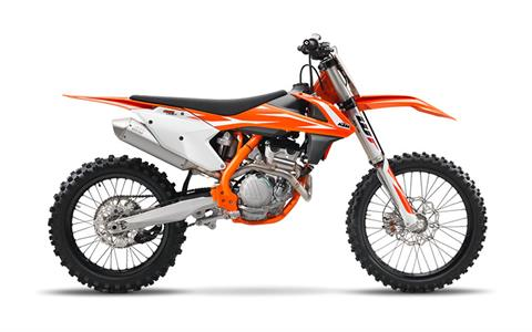 2018 KTM 250 SX-F in Moses Lake, Washington