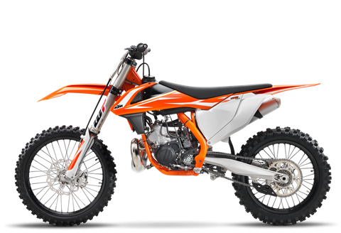 2018 KTM 250 SX in Wilkes Barre, Pennsylvania