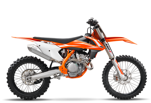 2018 KTM 350 SX-F in Bremerton, Washington