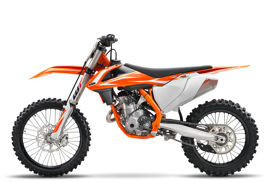 2018 KTM 350 SX-F in Moses Lake, Washington
