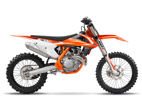 2018 KTM 450 SX-F in Bremerton, Washington