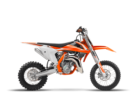 2018 KTM 65 SX in Waynesburg, Pennsylvania