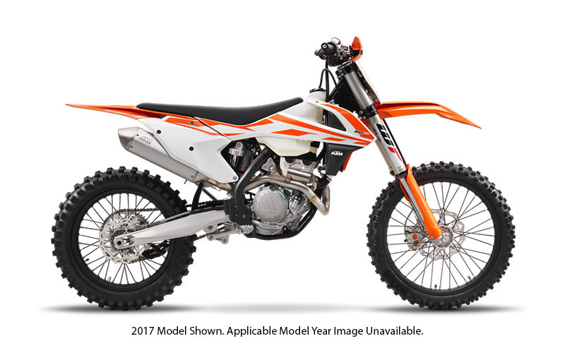 2018 KTM 250 XC-F in Costa Mesa, California