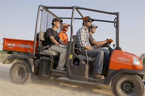 2016 Kubota RTV1140CPX in Lexington, North Carolina
