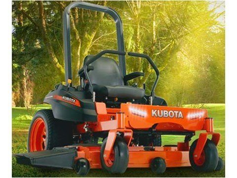 2017 Kubota Kommander Zero-Turn Mower (Z125SKH-54) in Fairfield, Illinois