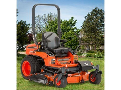 2017 Kubota Zero-Turn Mower (ZD1021-60) in Fairfield, Illinois