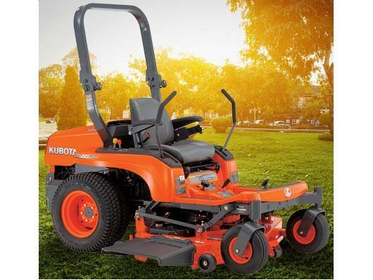 2017 Kubota Zero-Turn Mower (ZD221-48) in Fairfield, Illinois
