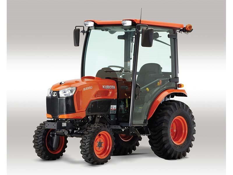 2017 Kubota Compact Tractor with Cab (B3350) in Santa Fe, New Mexico
