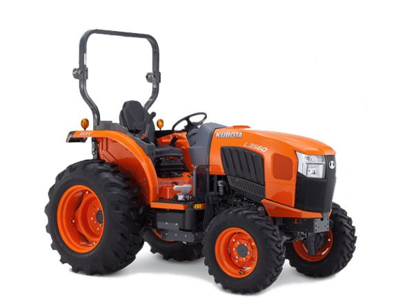 2017 Kubota Grand L60 HSTC Compact Tractor (L3560) in Fairfield, Illinois