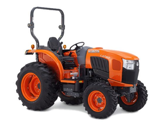 2017 Kubota Grand L60 HST Compact Tractor (L4760) in Santa Fe, New Mexico