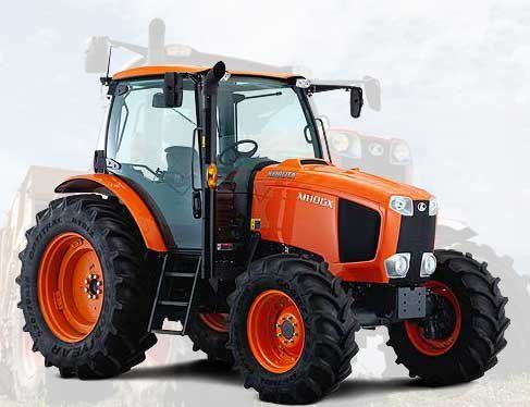 2017 Kubota Grand X Mid-Size Tractor (M110GX) in Santa Fe, New Mexico