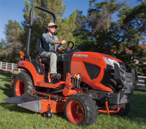 2017 Kubota Sub-Compact Tractor (BX2380) in Santa Fe, New Mexico