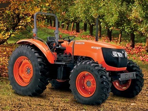 2017 Kubota Low Profile Mid-Size Tractor (M108SDSL) in Santa Fe, New Mexico