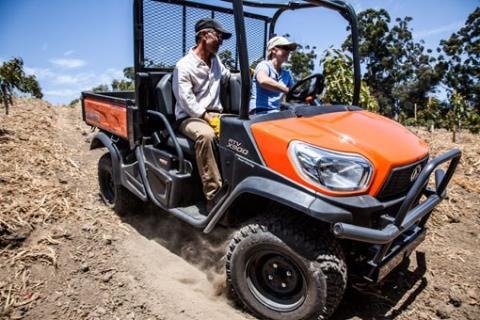 2017 Kubota RTV-X1120D in Lexington, North Carolina