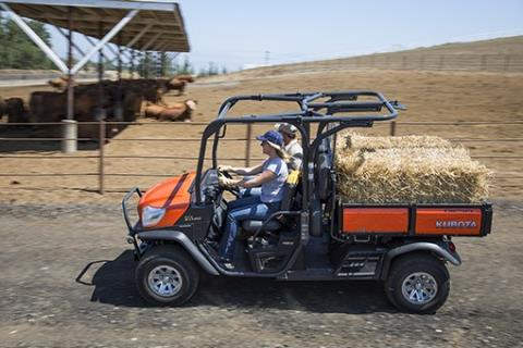 2017 Kubota RTV-X1140 in Santa Fe, New Mexico