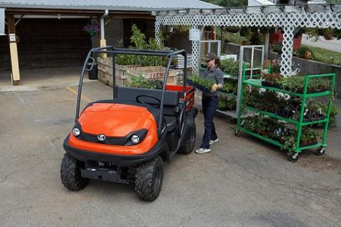 2017 Kubota RTV400Ci in Lexington, North Carolina