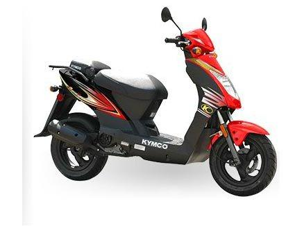 2014 Kymco Agility 125 in Arlington Heights, Illinois