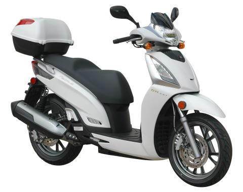 2016 Kymco People GT 300i in Arlington Heights, Illinois