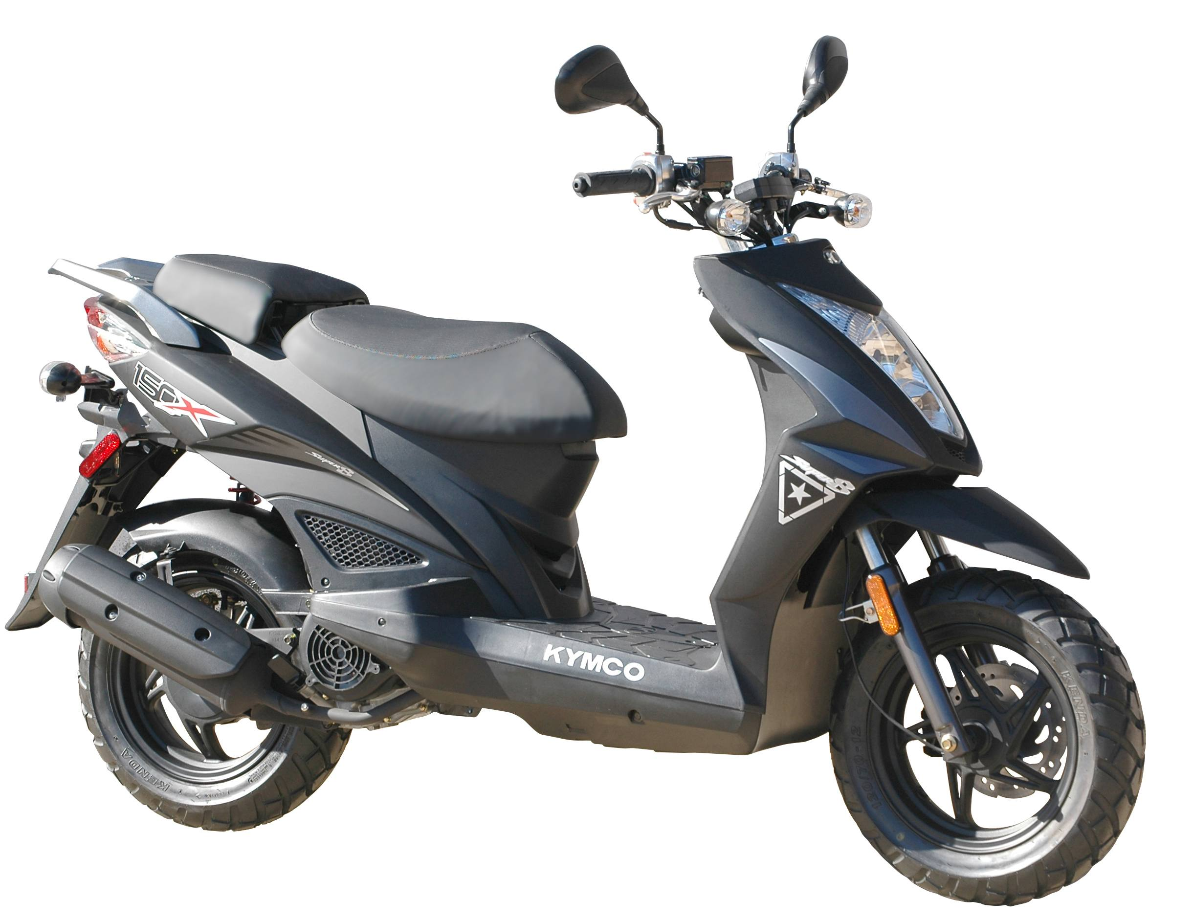 2016 Kymco Super 8 150X in Edwardsville, Illinois