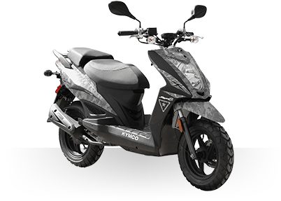 2016 Kymco Super 8 150X in Arlington Heights, Illinois