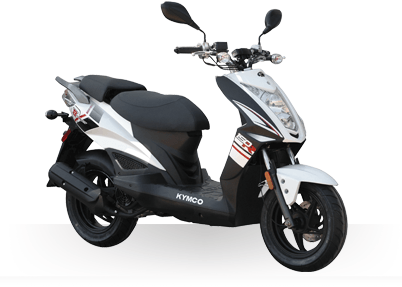 2016 Kymco Super 8 50R in Gonzales, Louisiana