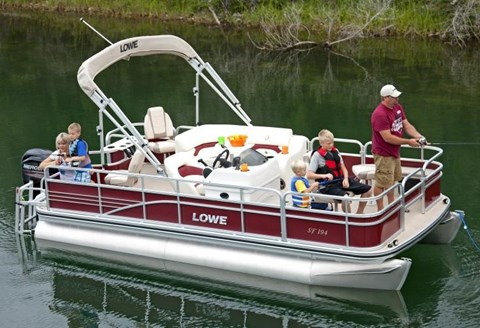 2014 Lowe SF194 Sport Fish in Mount Pleasant, Texas