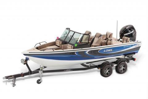 2015 Lowe Fish & Ski FS1810 in Fort Smith, Arkansas