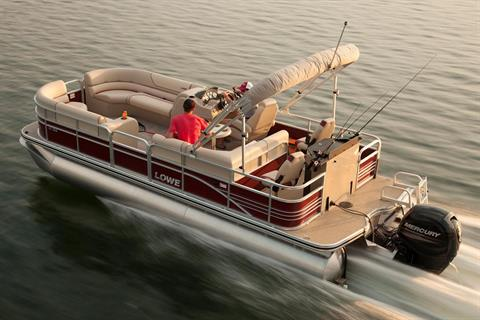 2016 Lowe SF232 Sport Fish in Amory, Mississippi
