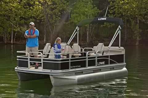 2016 Lowe Ultra 162 Fish & Cruise in Mount Pleasant, Texas