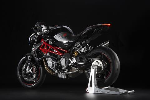 2016 MV Agusta Brutale 1090 RR in Bellevue, Washington