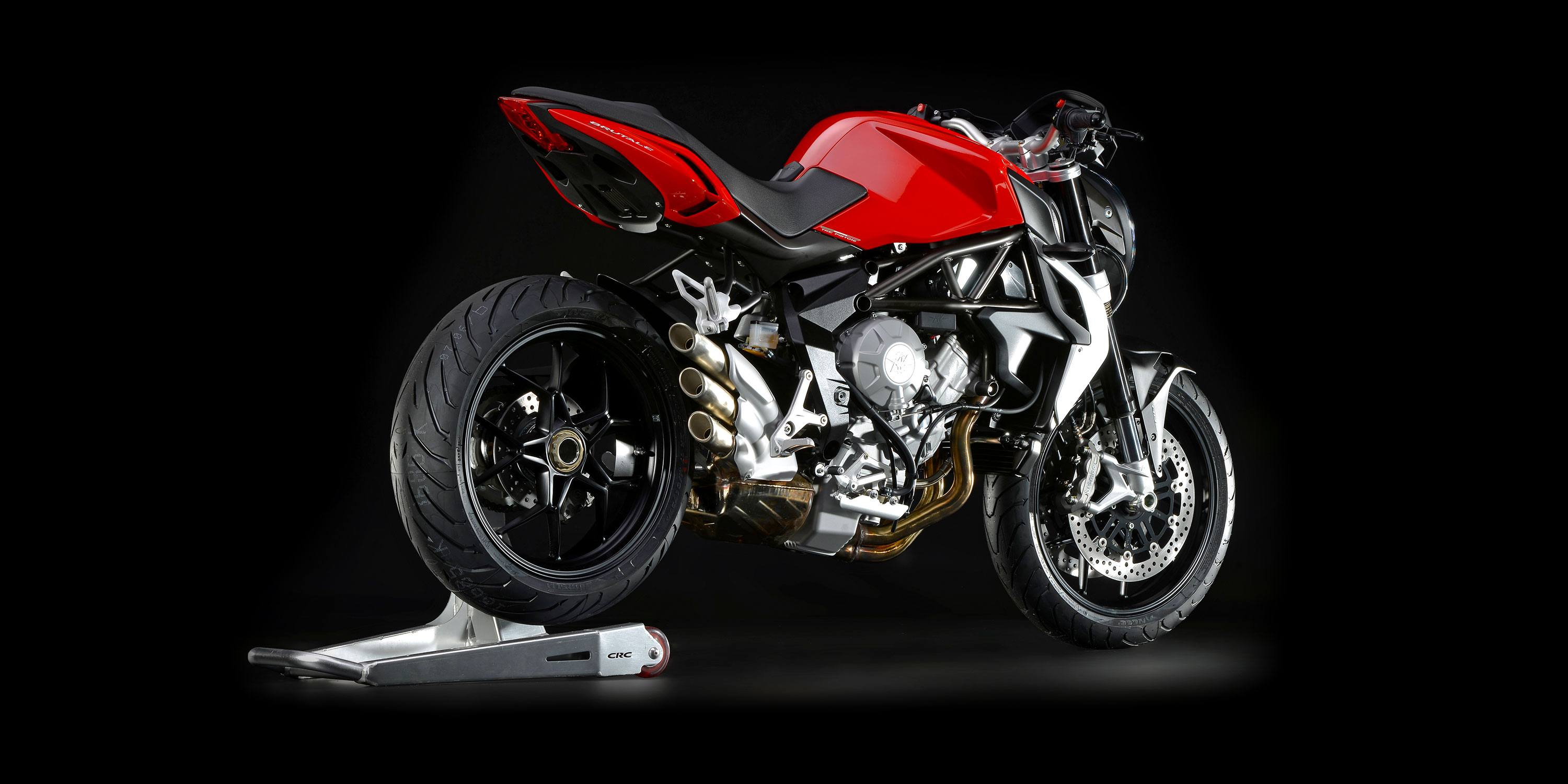 2016 MV Agusta Brutale 675 in San Bernardino, California