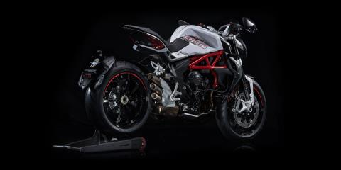 2016 MV Agusta Brutale 800 Dragster in San Bernardino, California