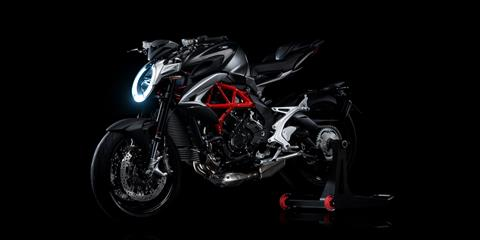 2017 MV Agusta BRUTALE 800 in Bellevue, Washington