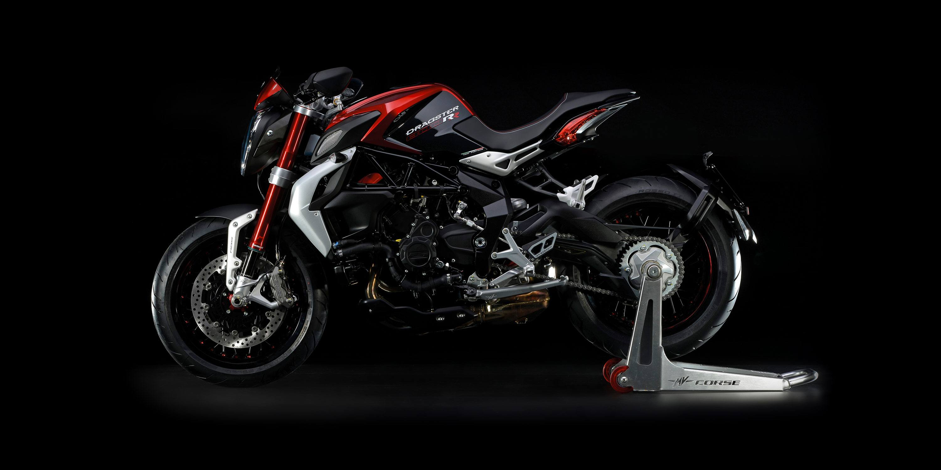2017 MV Agusta Dragster 800 RR in Greenwood Village, Colorado