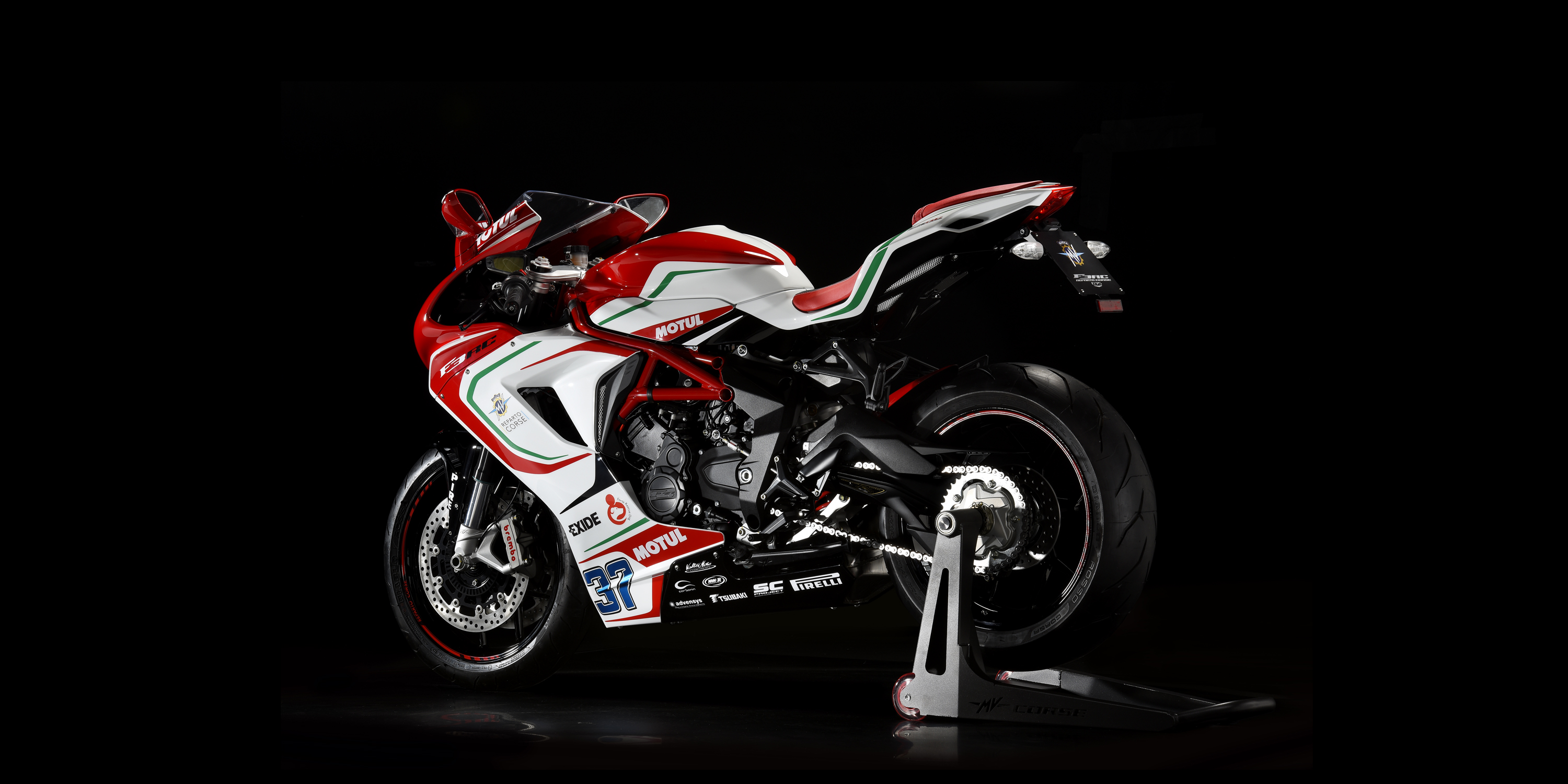 2017 MV Agusta F3 675 RC in Greenwood Village, Colorado