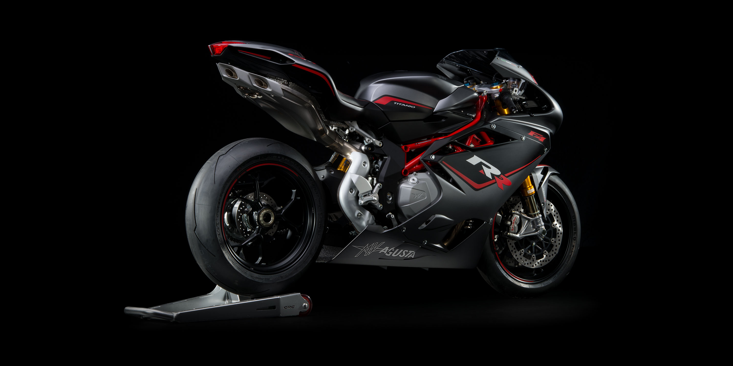 2017 MV Agusta F4 RR in Bellevue, Washington