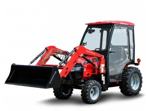2015 Mahindra Max 26XL 4WD HST Cab in Land O Lakes, Wisconsin