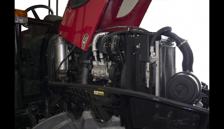 2017 Mahindra 3550 4WD HST in Elkhorn, Wisconsin