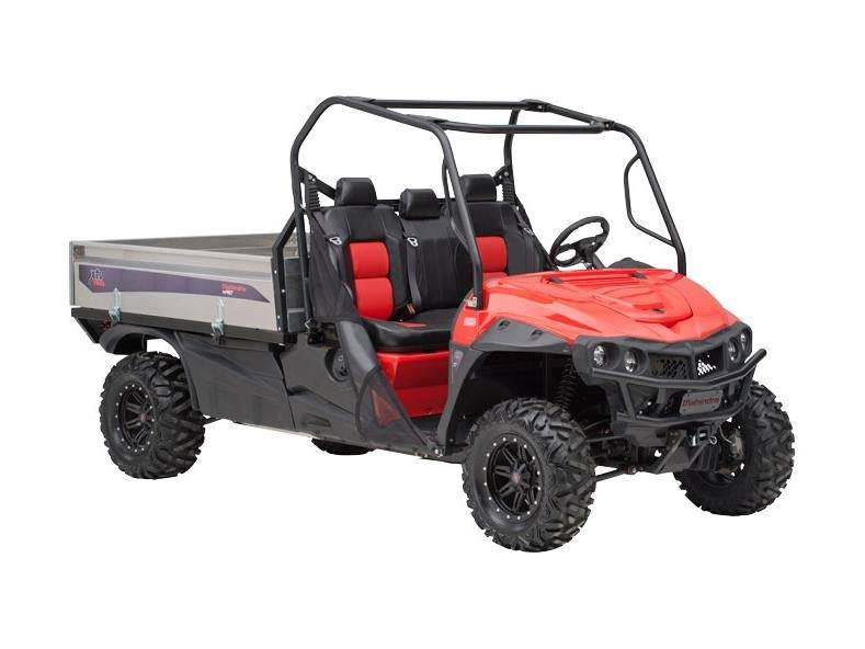 Can Am Parts >> New 2017 Mahindra mPact XTV 750 L Utility Vehicles in Charleston, IL | Stock Number: [StockNumber]