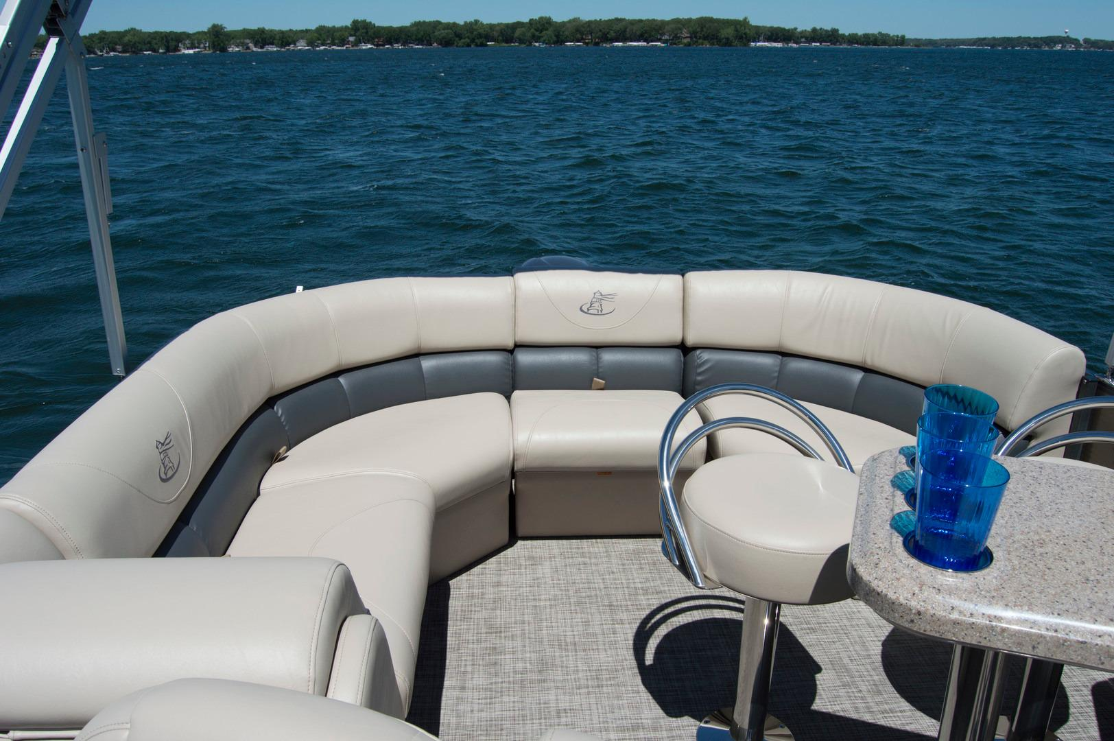 2016 Misty Harbor 2585 Biscayne Bay CE in Trego, Wisconsin