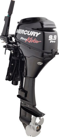 2015 Mercury Marine 9.9 hp ProKicker FourStroke 25 in Shaft in Mount Pleasant, Texas