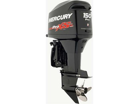 2015 Mercury Marine 150 Pro XS™ 20 in Shaft in Mount Pleasant, Texas