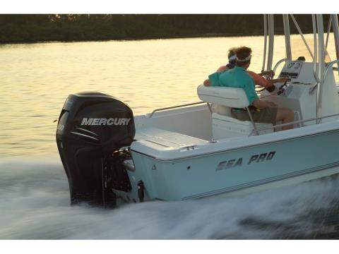 2016 Mercury Marine 200 Verado (20 in) in Mount Pleasant, Texas