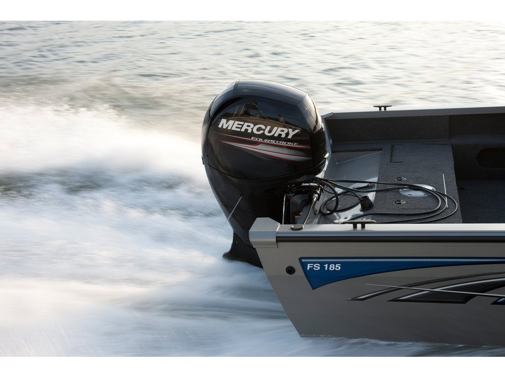 2016 Mercury Marine FourStroke 150 hp (25 in) in Chula Vista, California