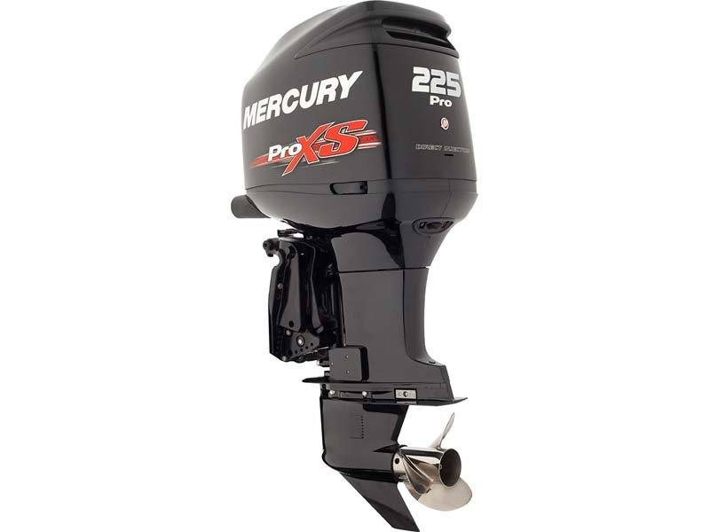 2016 Mercury Marine 225 Pro XS (25 in) in Goldsboro, North Carolina