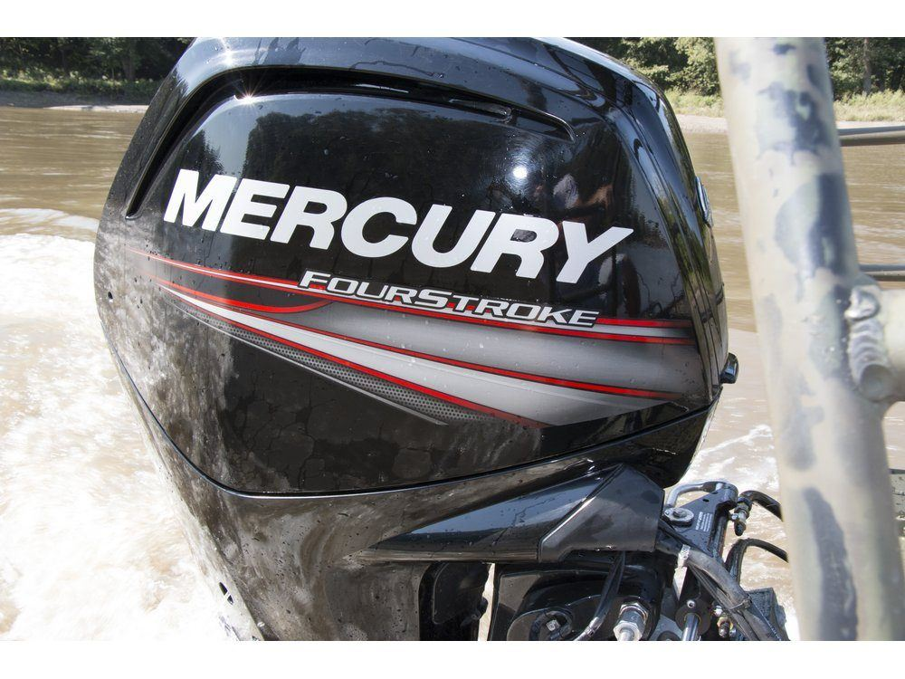 2017 Mercury Marine 115 hp Command Thrust FourStroke in Gaylord, Michigan