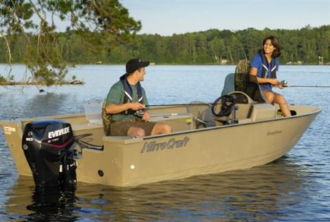 2017 MirroCraft 145SC Outfitter in Tomahawk, Wisconsin