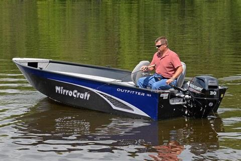 2017 MirroCraft 165T Outfitter in Tomahawk, Wisconsin