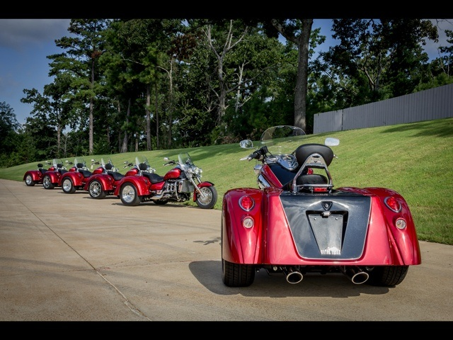 2016 Motor Trike Rocket IRS in Sumter, South Carolina
